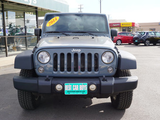 2014 Jeep Wrangler Unlimited Sport Englewood, CO 7
