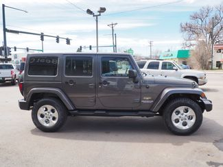 2014 Jeep Wrangler Unlimited Sahara Englewood, CO 3