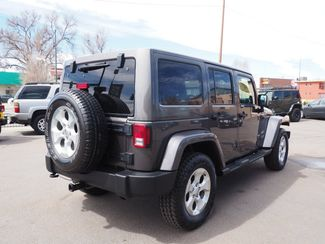 2014 Jeep Wrangler Unlimited Sahara Englewood, CO 5