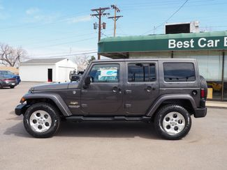2014 Jeep Wrangler Unlimited Sahara Englewood, CO 8