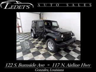 2014 Jeep Wrangler Unlimited in Gonzales Louisiana
