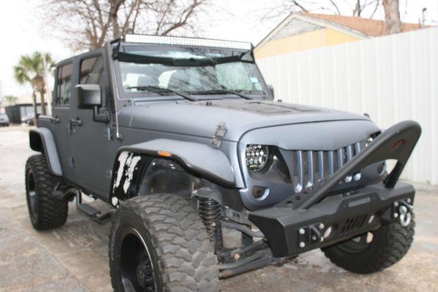 2014 Jeep Wrangler Unlimited Sport Houston, Texas 1