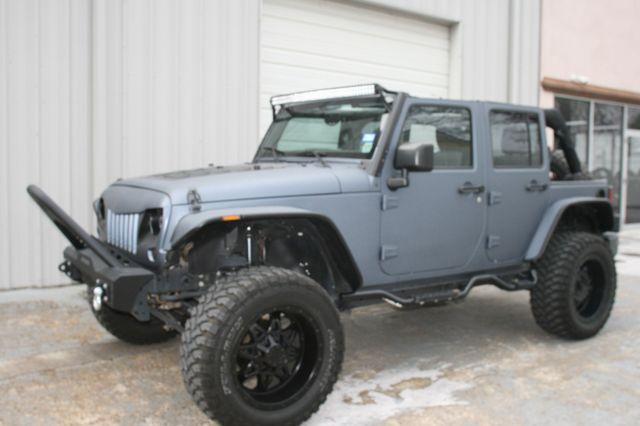 2014 Jeep Wrangler Unlimited Sport Houston, Texas 2