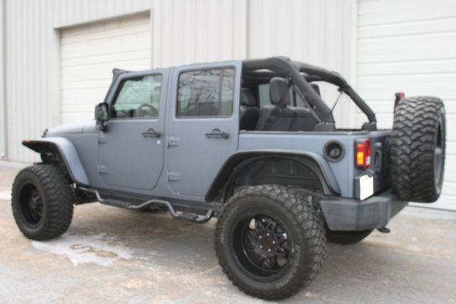 2014 Jeep Wrangler Unlimited Sport Houston, Texas 3