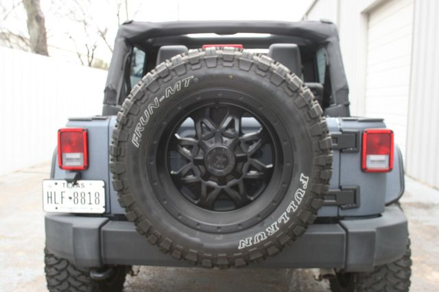 2014 Jeep Wrangler Unlimited Sport Houston, Texas 5