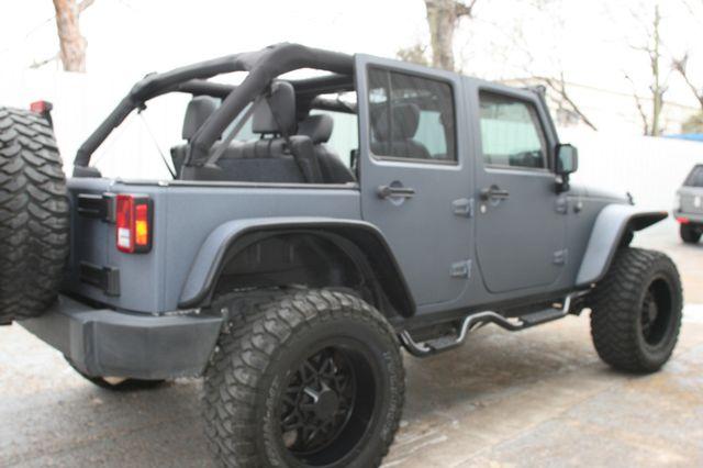 2014 Jeep Wrangler Unlimited Sport Houston, Texas 6