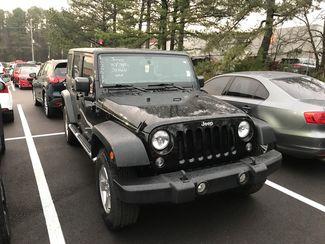 2014 Jeep Wrangler Unlimited in Huntsville Alabama