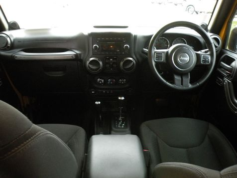 2014 Jeep Wrangler Unlimited Sport RHD | Jackson, TN | American Motors of Jackson in Jackson, TN