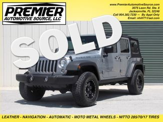 2014 Jeep Wrangler Unlimited Rubicon Jacksonville , FL