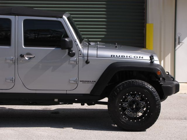2014 Jeep Wrangler Unlimited Rubicon Jacksonville , FL 10