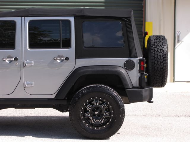 2014 Jeep Wrangler Unlimited Rubicon Jacksonville , FL 8