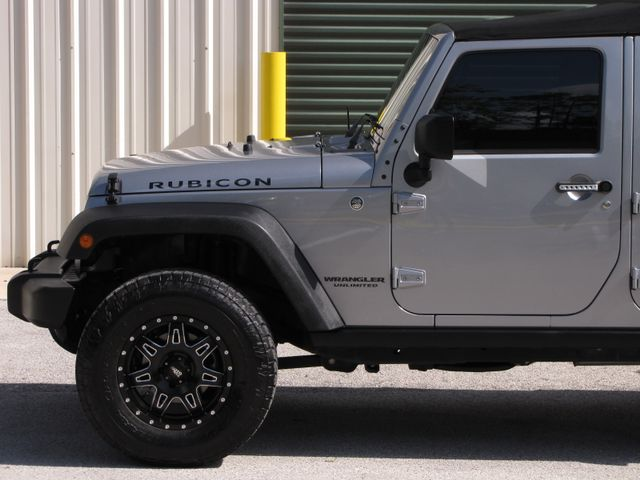 2014 Jeep Wrangler Unlimited Rubicon Jacksonville , FL 7