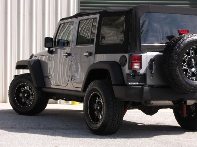 2014 Jeep Wrangler Unlimited Rubicon Jacksonville , FL 20