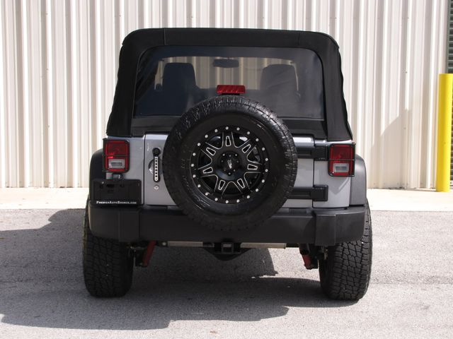 2014 Jeep Wrangler Unlimited Rubicon Jacksonville , FL 18