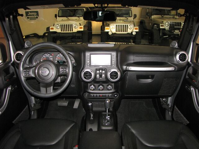 2014 Jeep Wrangler Unlimited Rubicon Jacksonville , FL 29