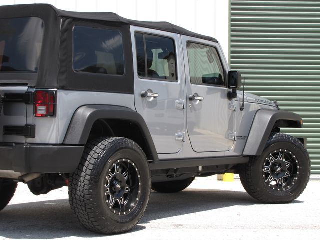 2014 Jeep Wrangler Unlimited Rubicon Jacksonville , FL 21
