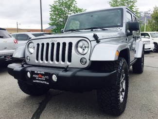 2014 Jeep Wrangler Unlimited Rubicon LINDON, UT 1