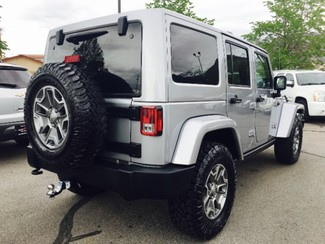 2014 Jeep Wrangler Unlimited Rubicon LINDON, UT 9
