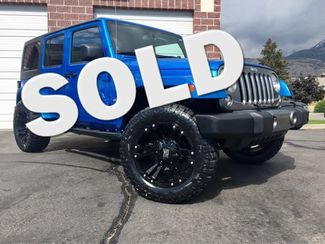2014 Jeep Wrangler Unlimited Freedom Edition LINDON, UT