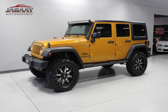 2014 Jeep Wrangler Unlimited Sport Merrillville, Indiana 31