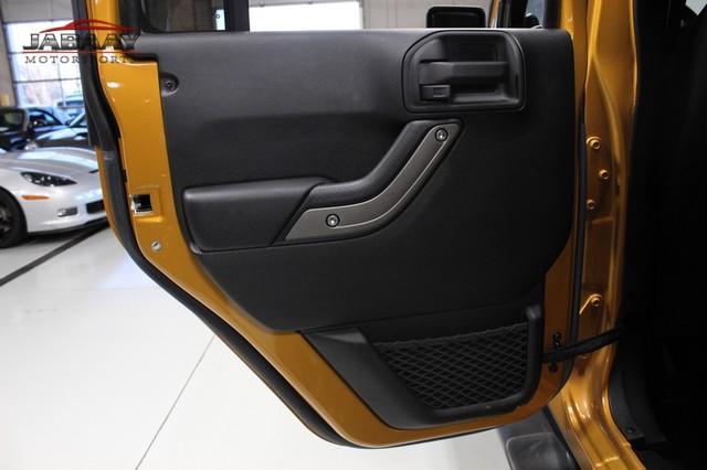 2014 Jeep Wrangler Unlimited Sport Merrillville, Indiana 23