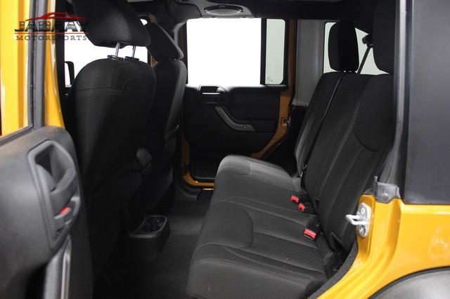 2014 Jeep Wrangler Unlimited Sport Merrillville, Indiana 12