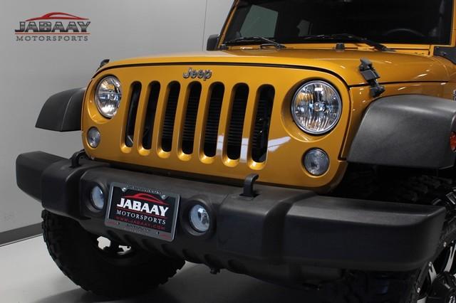 2014 Jeep Wrangler Unlimited Sport Merrillville, Indiana 27