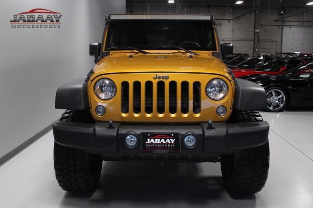 2014 Jeep Wrangler Unlimited Sport Merrillville, Indiana 7