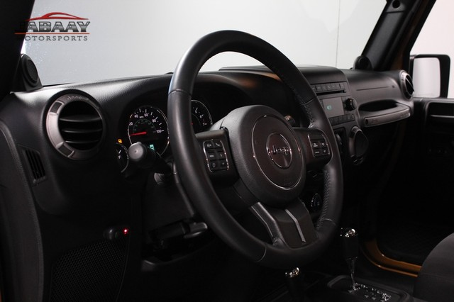 2014 Jeep Wrangler Unlimited Sport Merrillville, Indiana 9