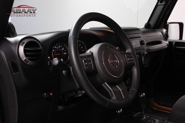 2014 Jeep Wrangler Unlimited Sport Merrillville, Indiana 9
