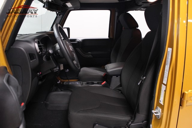 2014 Jeep Wrangler Unlimited Sport Merrillville, Indiana 10