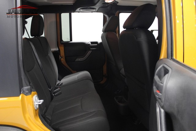 2014 Jeep Wrangler Unlimited Sport Merrillville, Indiana 13