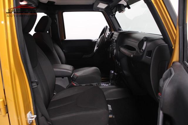 2014 Jeep Wrangler Unlimited Sport Merrillville, Indiana 15