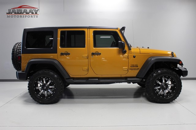 2014 Jeep Wrangler Unlimited Sport Merrillville, Indiana 5