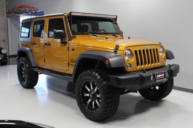 2014 Jeep Wrangler Unlimited Sport Merrillville, Indiana 6