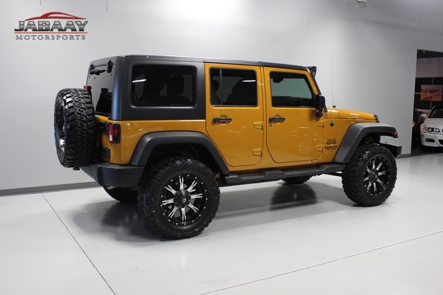 2014 Jeep Wrangler Unlimited Sport Merrillville, Indiana 37