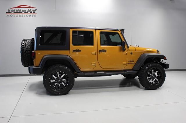 2014 Jeep Wrangler Unlimited Sport Merrillville, Indiana 38