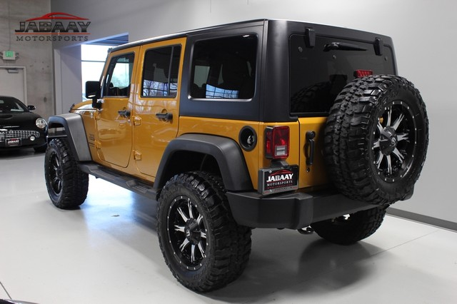 2014 Jeep Wrangler Unlimited Sport Merrillville, Indiana 2