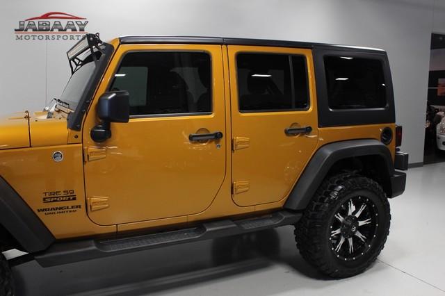 2014 Jeep Wrangler Unlimited Sport Merrillville, Indiana 30