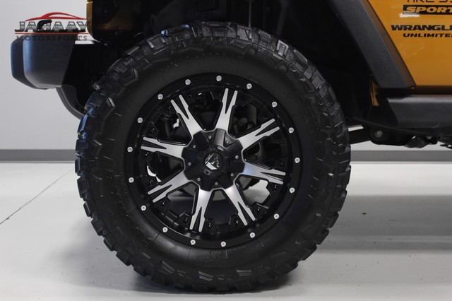 2014 Jeep Wrangler Unlimited Sport Merrillville, Indiana 41