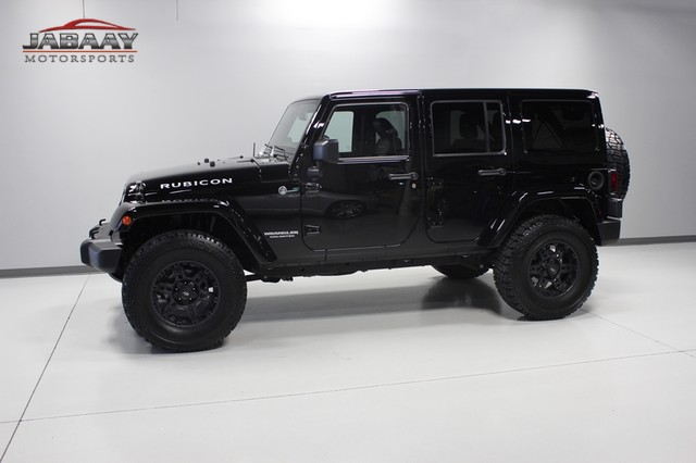 2014 Jeep Wrangler Unlimited Rubicon Merrillville, Indiana 33