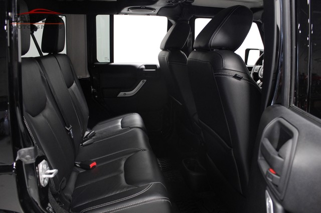 2014 Jeep Wrangler Unlimited Rubicon Merrillville, Indiana 13
