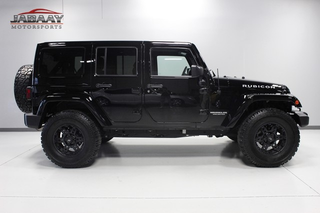 2014 Jeep Wrangler Unlimited Rubicon Merrillville, Indiana 5