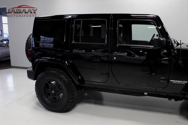 2014 Jeep Wrangler Unlimited Rubicon Merrillville, Indiana 36