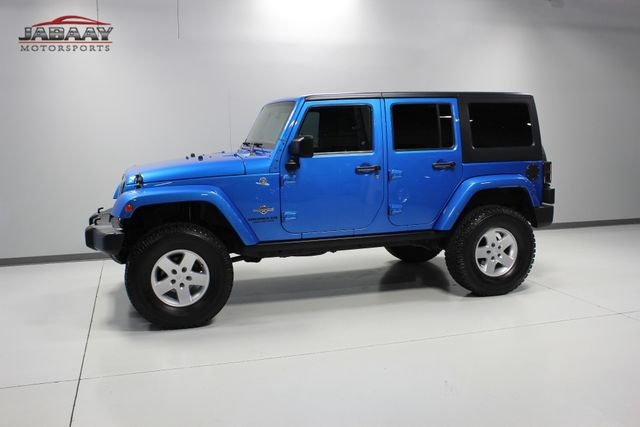 2014 Jeep Wrangler Unlimited Freedom Edition Merrillville, Indiana 34