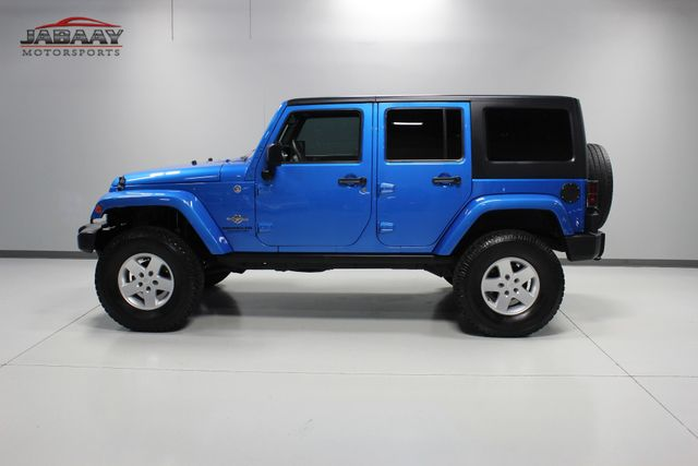 2014 Jeep Wrangler Unlimited Freedom Edition Merrillville, Indiana 35