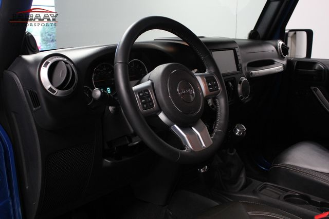 2014 Jeep Wrangler Unlimited Freedom Edition Merrillville, Indiana 9