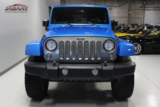 2014 Jeep Wrangler Unlimited Freedom Edition Merrillville, Indiana 7