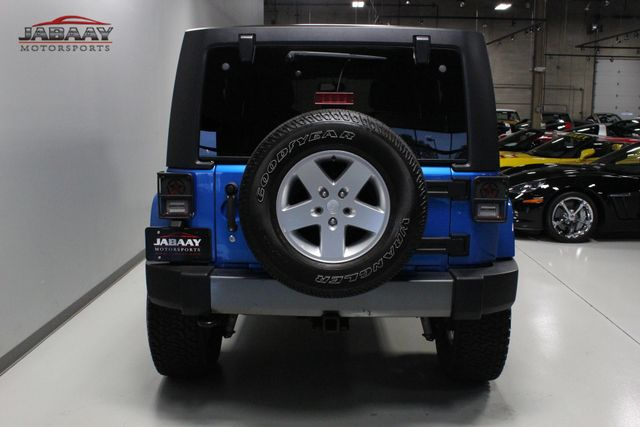 2014 Jeep Wrangler Unlimited Freedom Edition Merrillville, Indiana 3