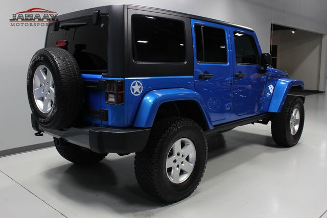 2014 Jeep Wrangler Unlimited Freedom Edition Merrillville, Indiana 4